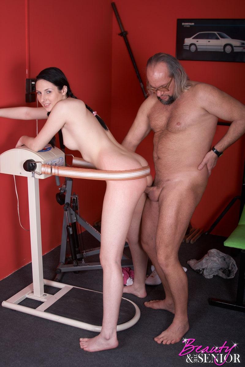 Gymnastics instructor tracy elder nude excited too