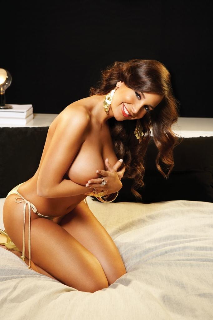 Veronica nude mayra Mayra Veronica