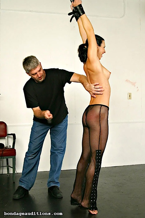 image Clamped and cropped by redhead mistress