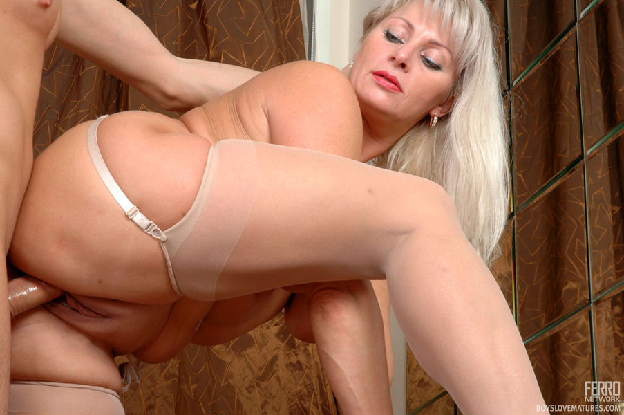 Elaine mature russian porn star