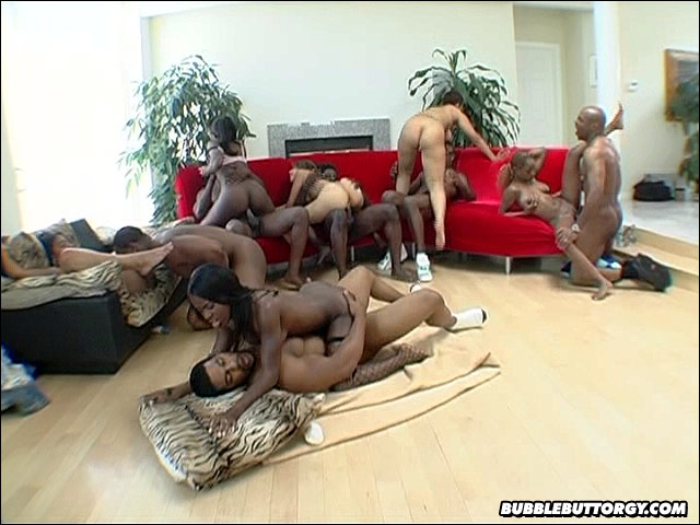 Apologise, Black Bubble Butt Orgy The