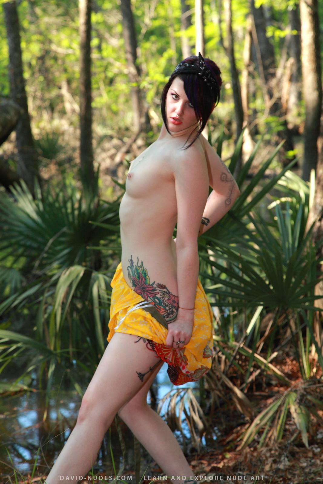 nude girls Louisiana swamp