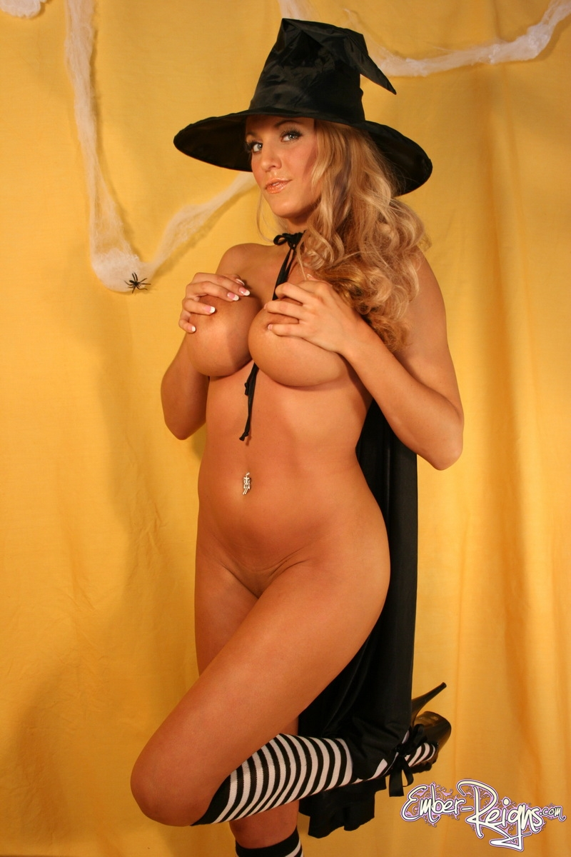 Pity, that halloween sexy witch porn