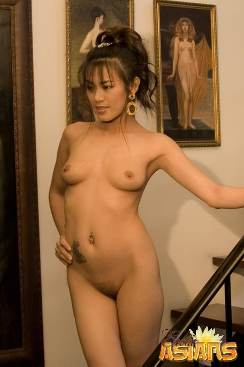 Erotic girl dinner nude consider