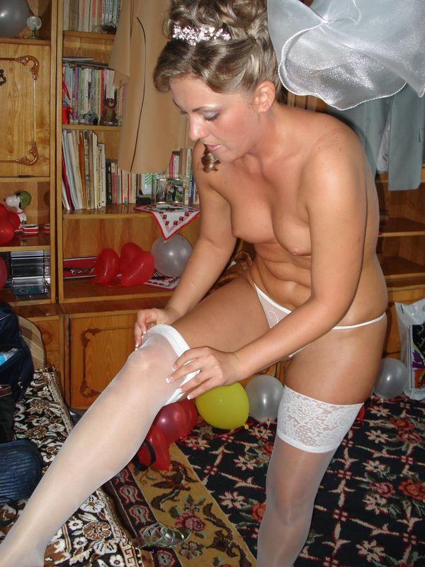 Частное фото порно свадьба