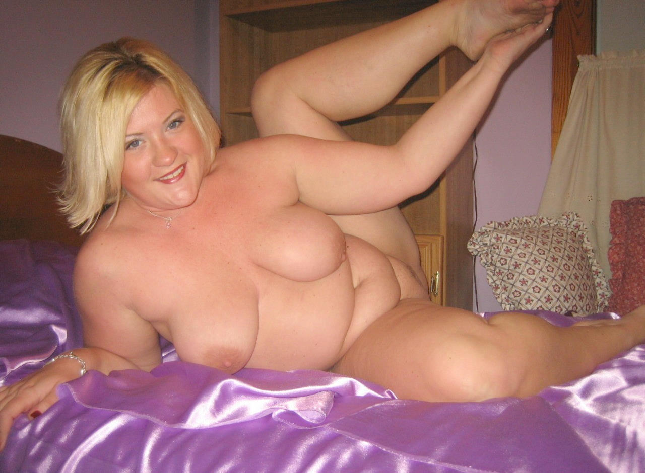 Blonde bbw pics and sex galleries