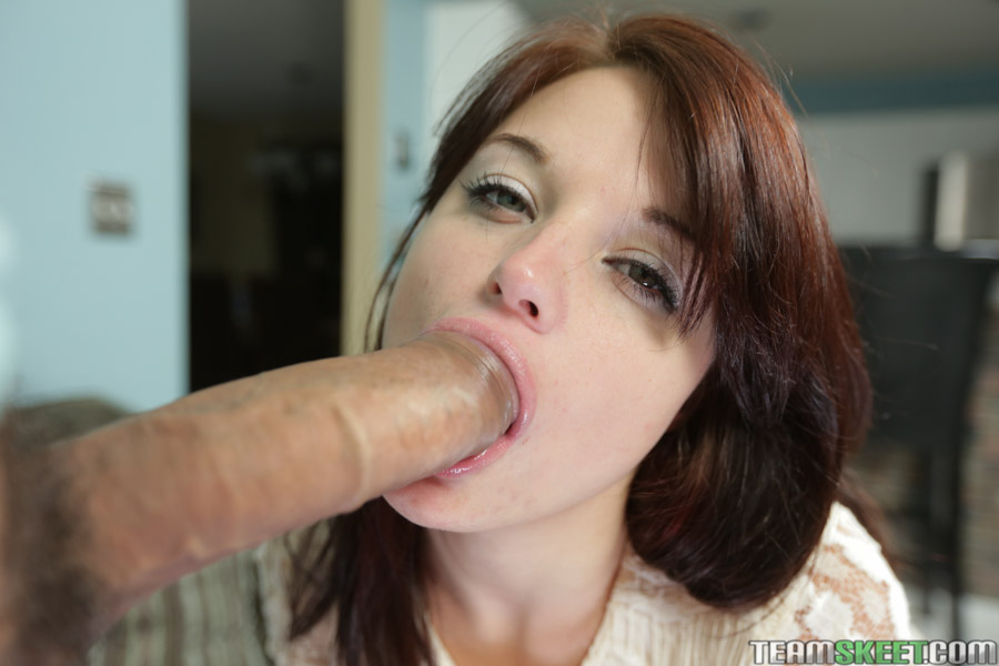 Thisgirlsucks kaisey dean is a dick sucking pro 9