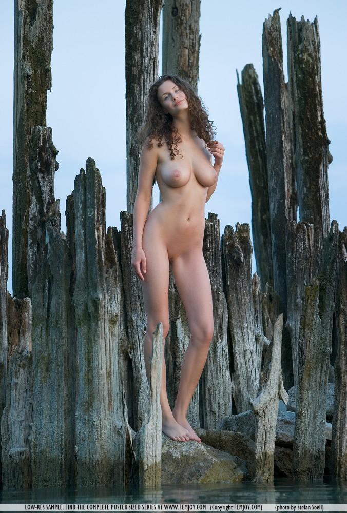 waterworld naked