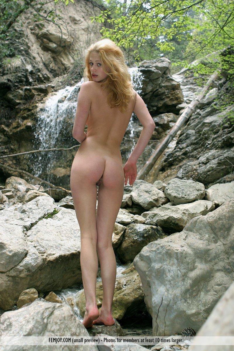 naturist beauty nude
