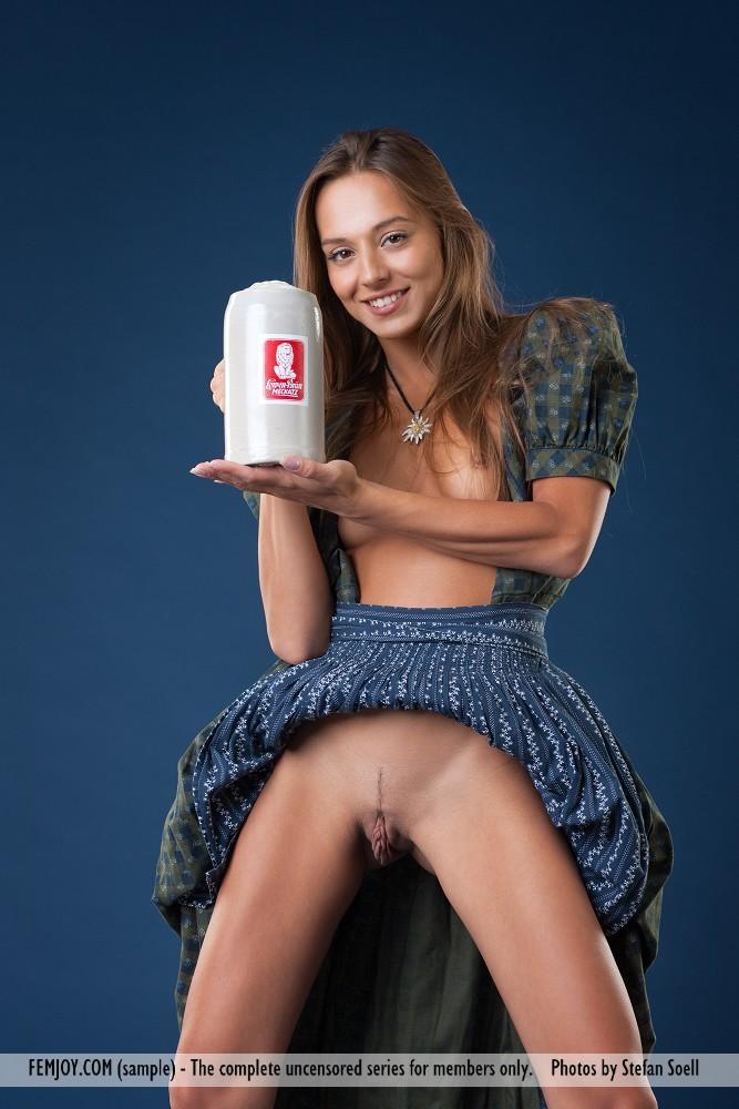 Femjoy True Beauty Dominika Oktoberfest Nude Gallery