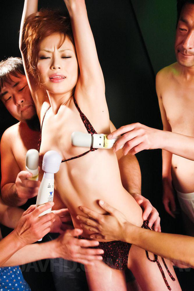image Meina gets busy with cock in serious japanese