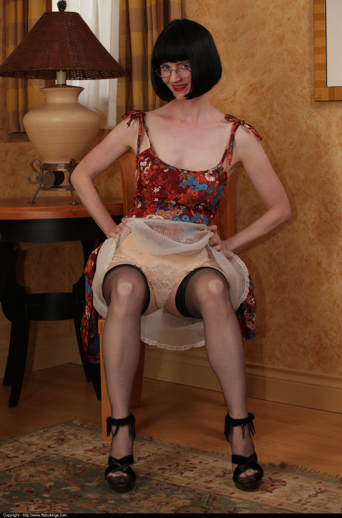 Think, Upskirt panties stockings can recommend