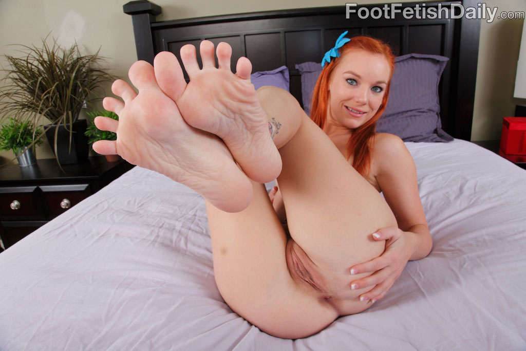 Mixed Wrestling Foot Fetish