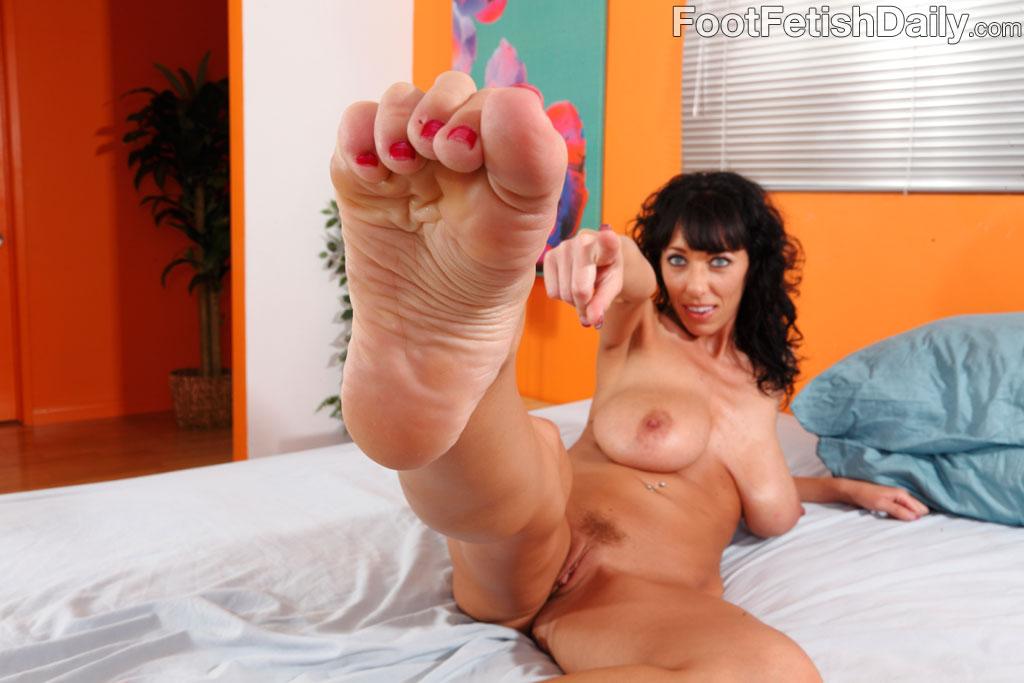 dream girls feet janine