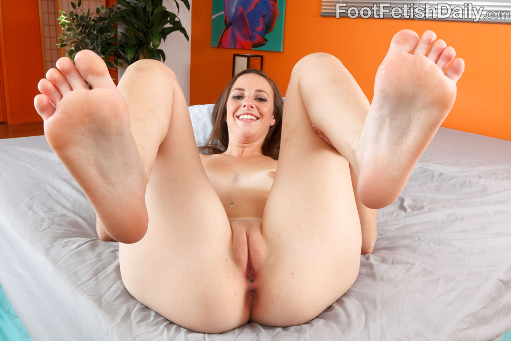 Should I Cum On My Foot
