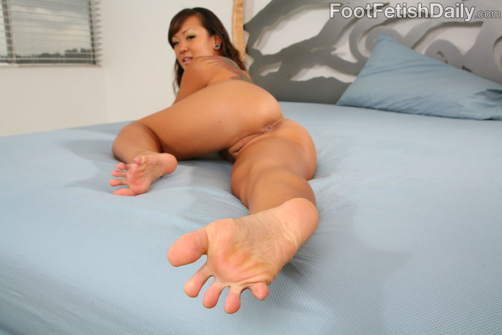 Japanese Girl Foot Fetish