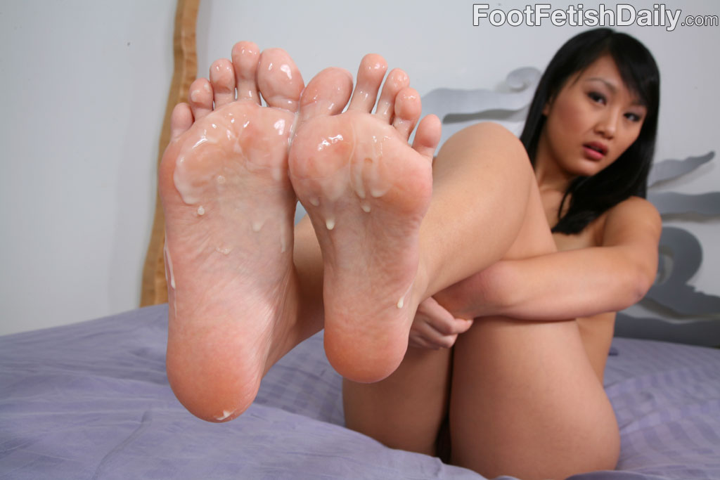 Silvia Saint Foot Fetish