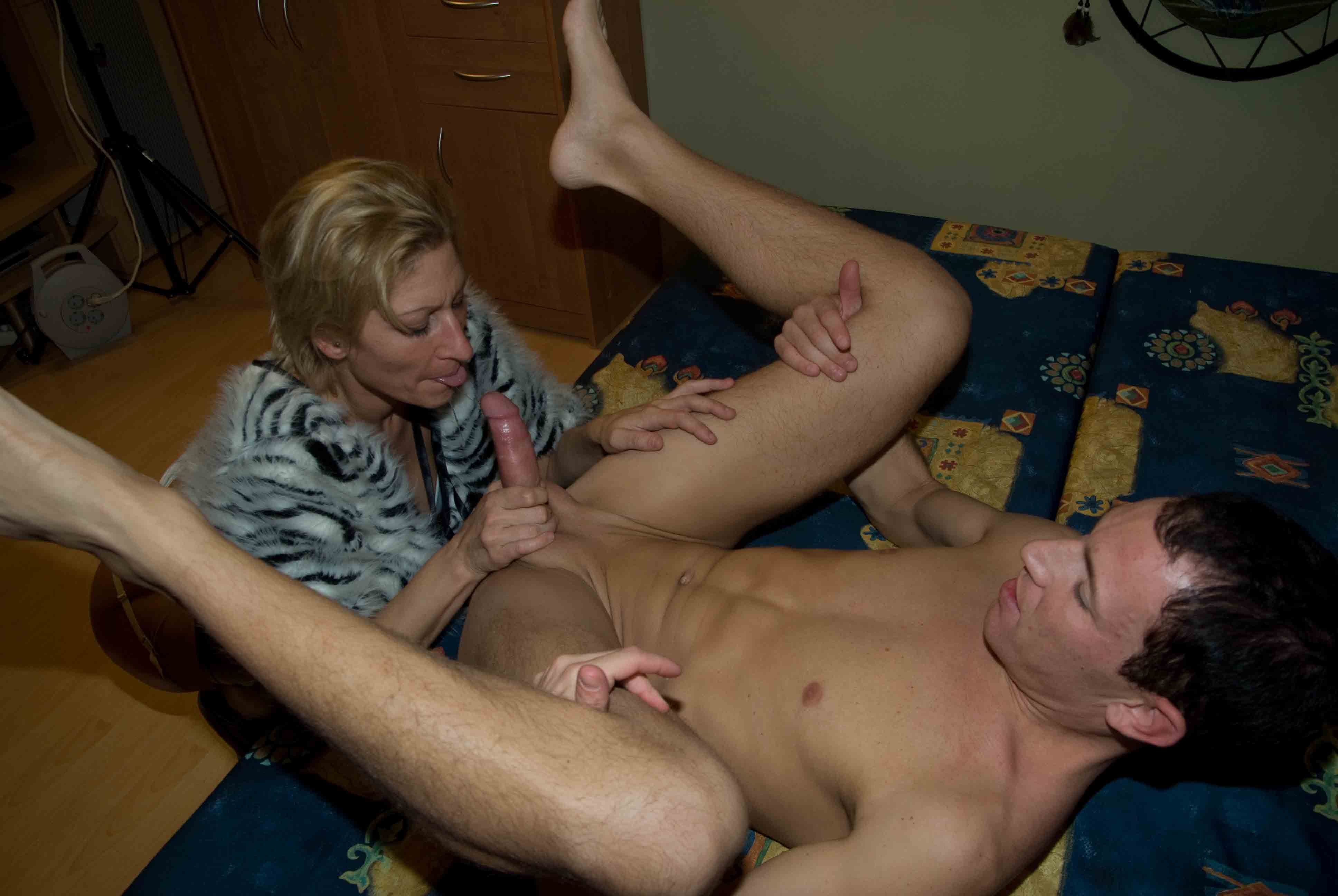 Sex Amateur German