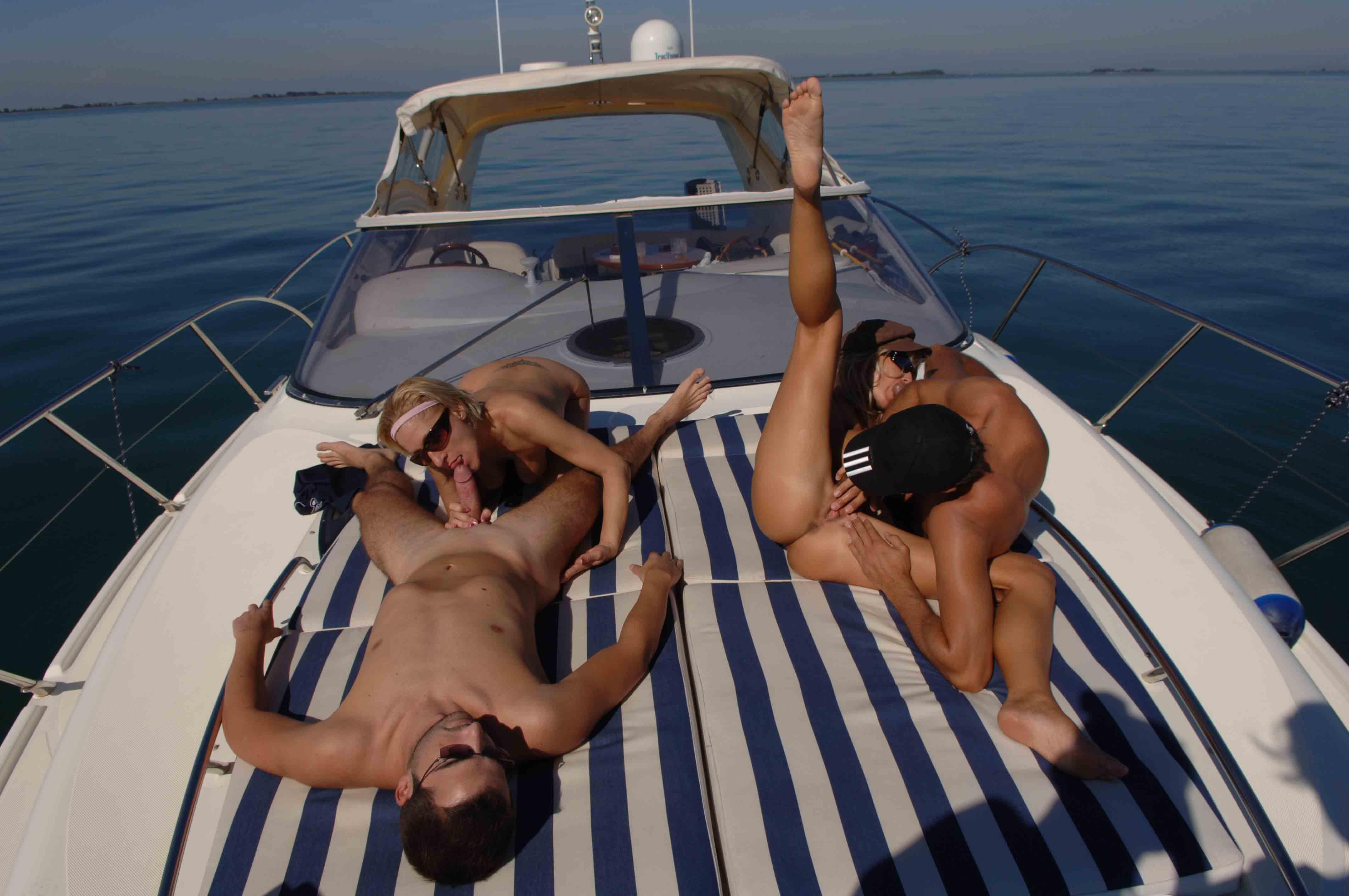 amateur boat sex