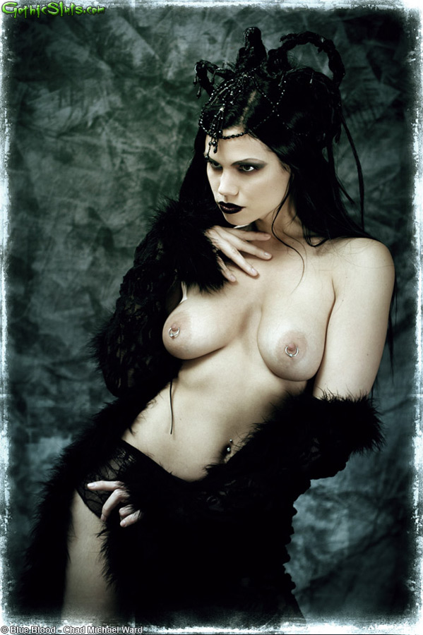 Charming answer filthy naked goth pics all became