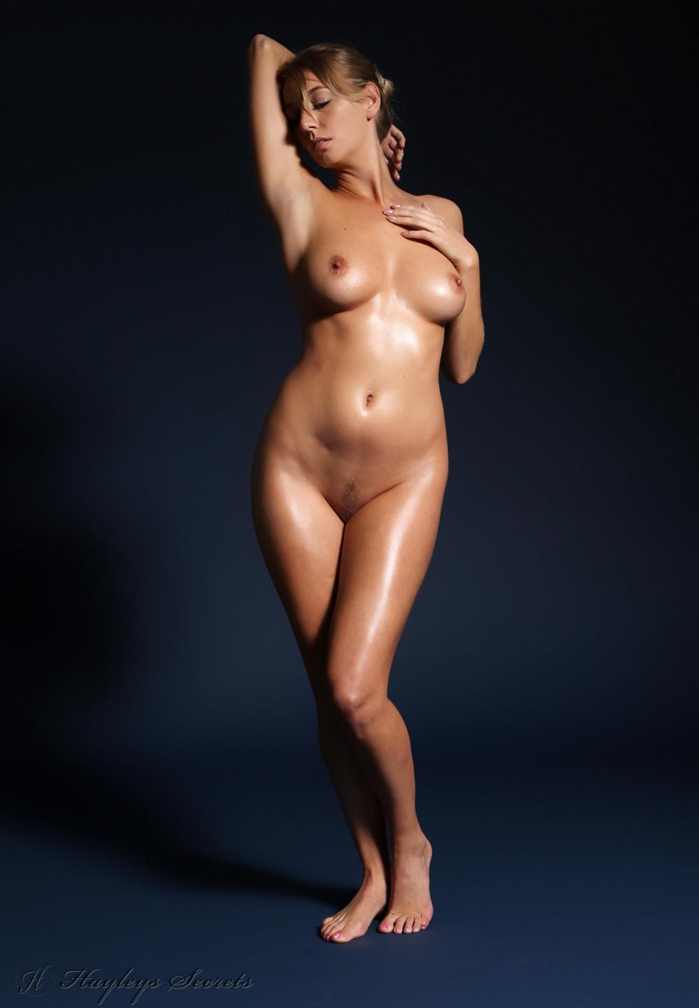 hayley marie nude total