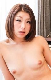Rino asuka feels the pressure during scenes of hardcore sex 6