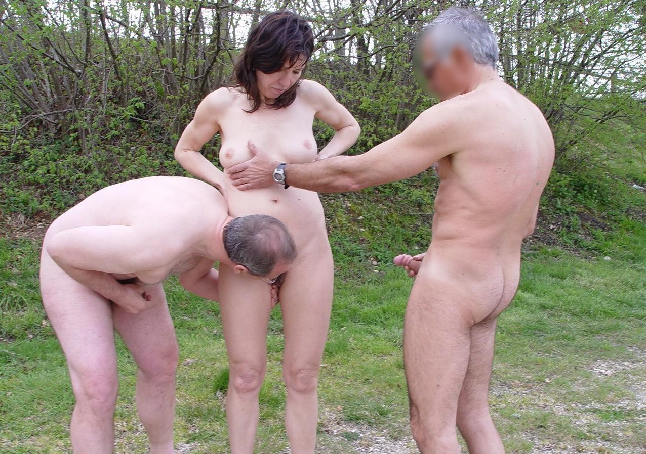 naked black fat belly men