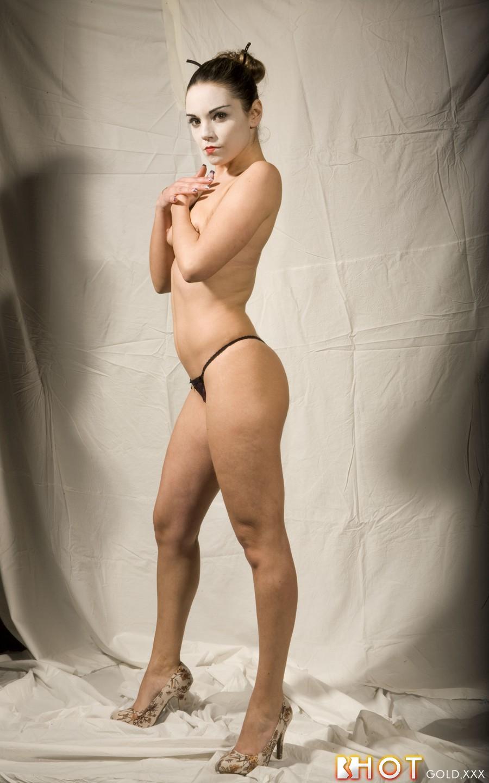 POV bikini wet asian