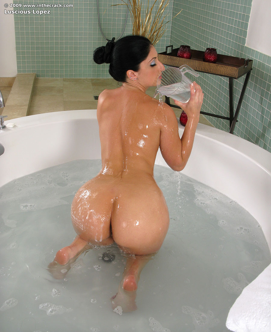 inthecrack luscious lopez nasty model nude gallery