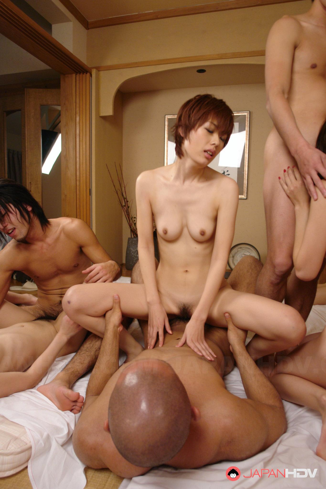 Weird jap porn