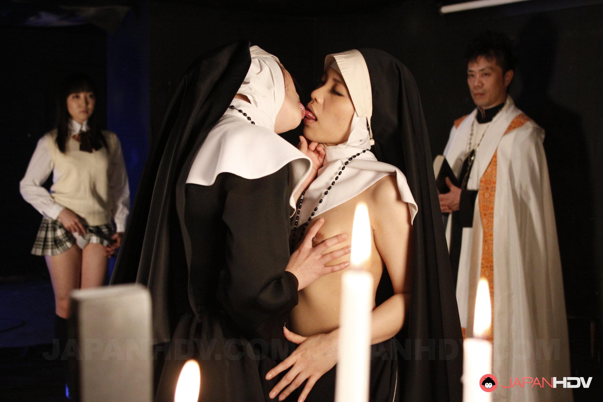 Эротика фото монашек, Голые монашки фото - обнаженные монахини 8 фотография