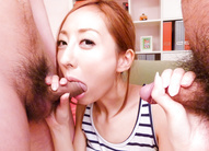 Babe giving blow jobs