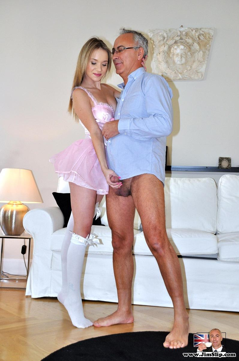 Blanche fucks jim - 2 part 9
