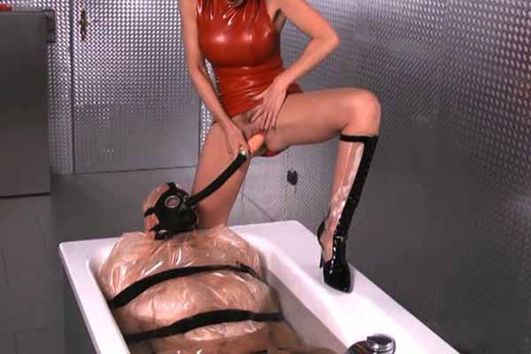 Cock torture stuffing