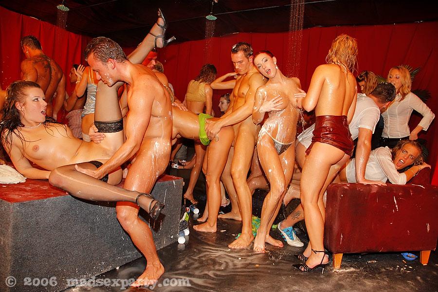 live sex porno party