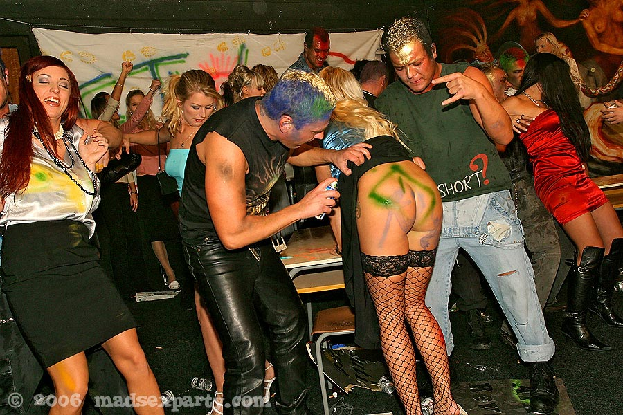 sexparty punk