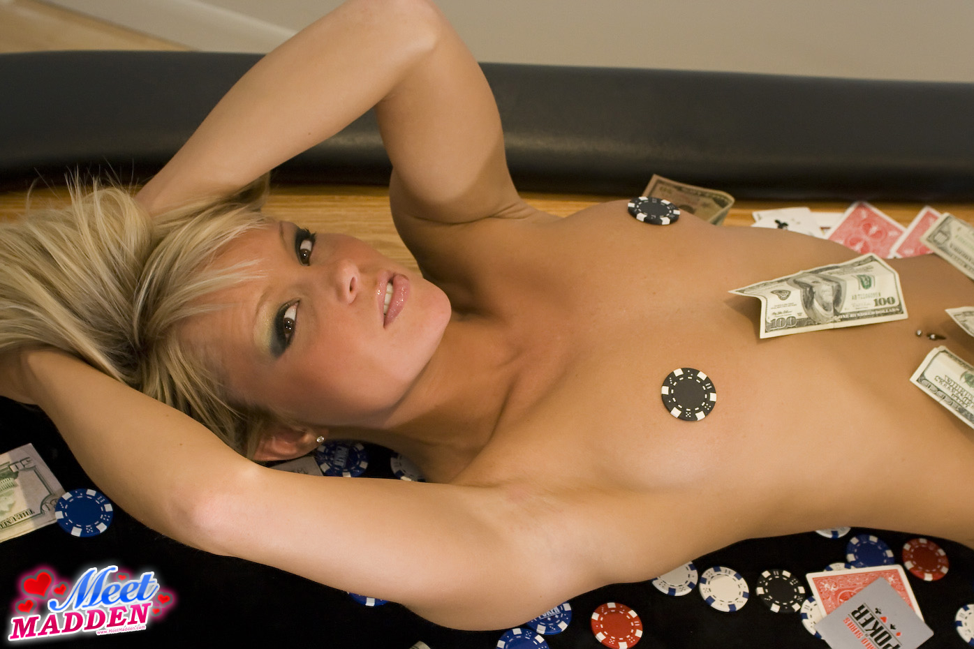 Hot nude girl madden poker join. All