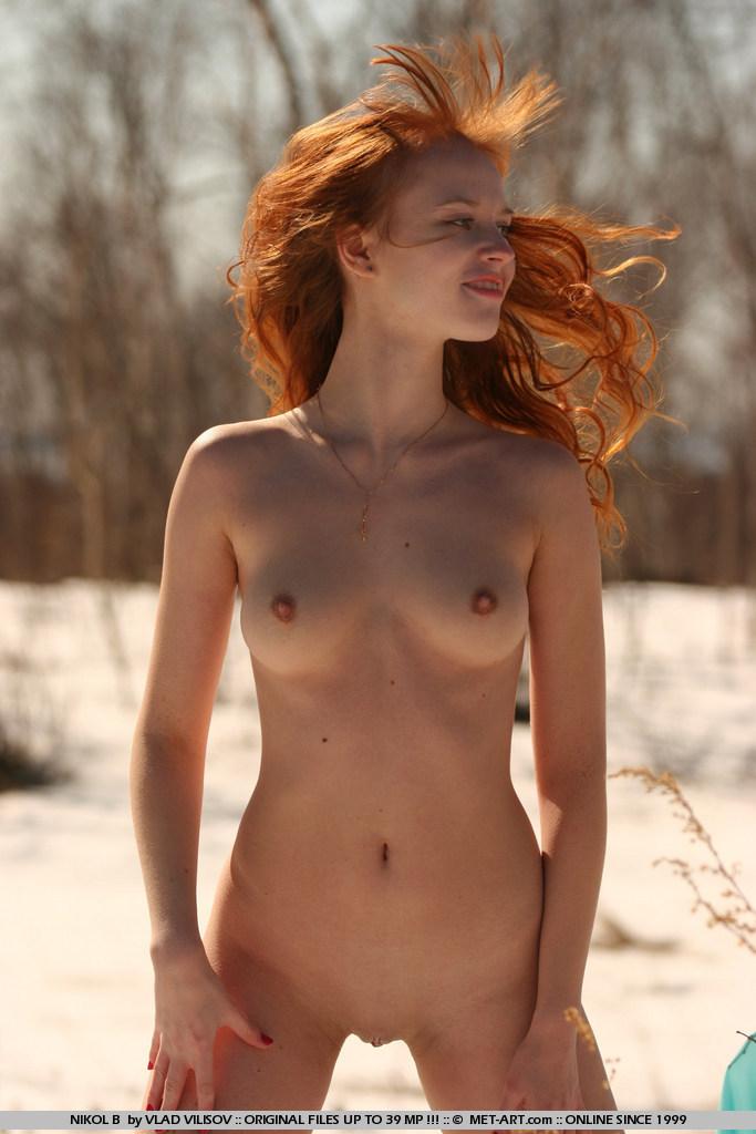 Agree, Met art naked snow