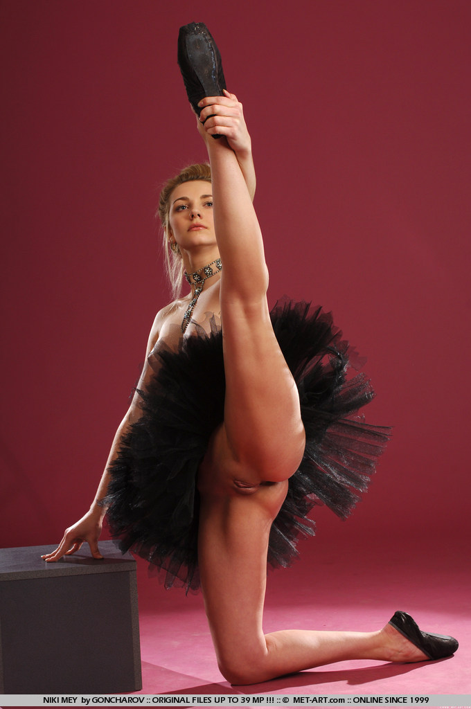 фотосеты балерин ню