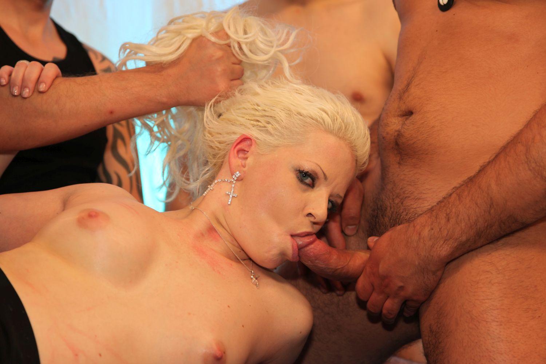 Drunken sex orgy