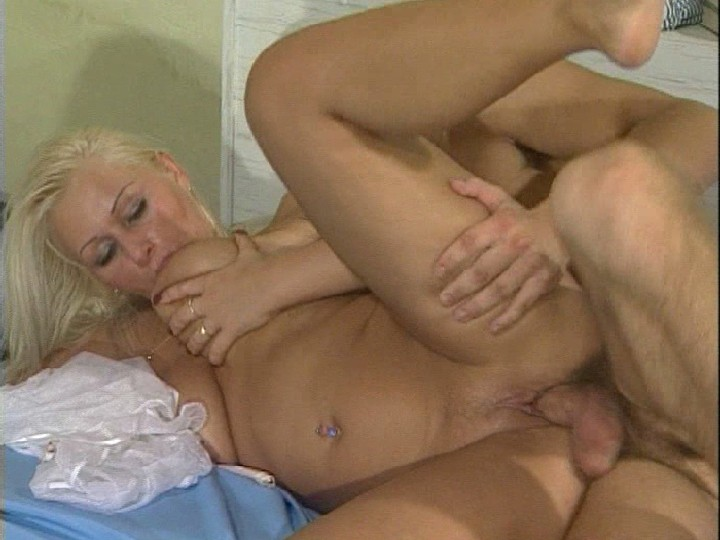 Sexually aroused pussy milf