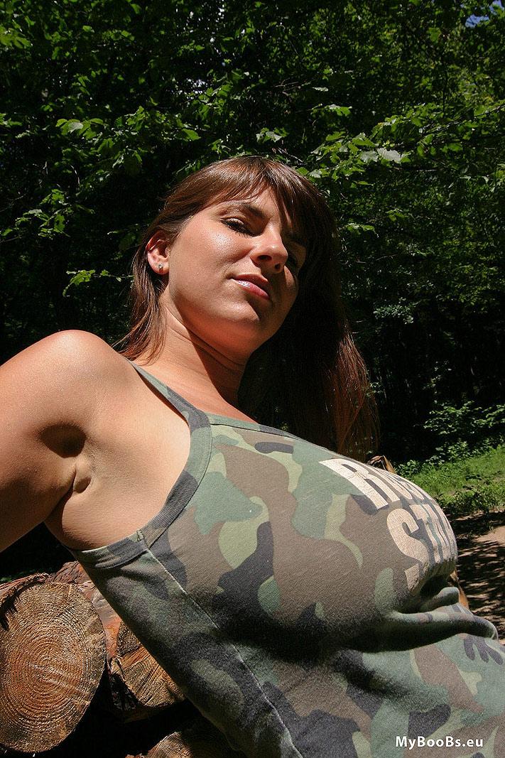 Ines cudna huge tits and nipples 7