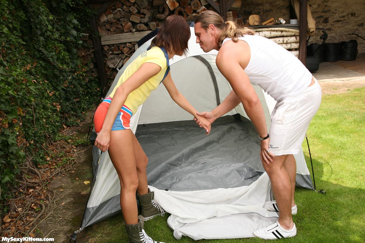 Girls Sexxxxxx Sexy Girl Banged Camping