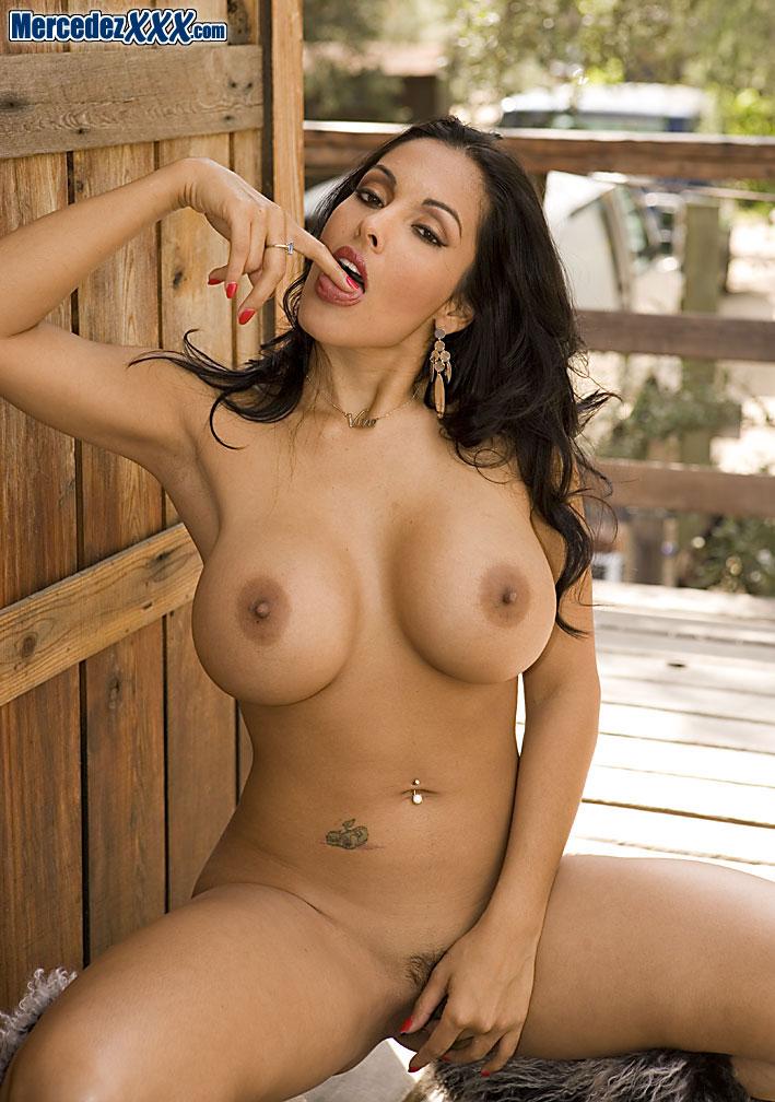 Nina mercedez nude photos