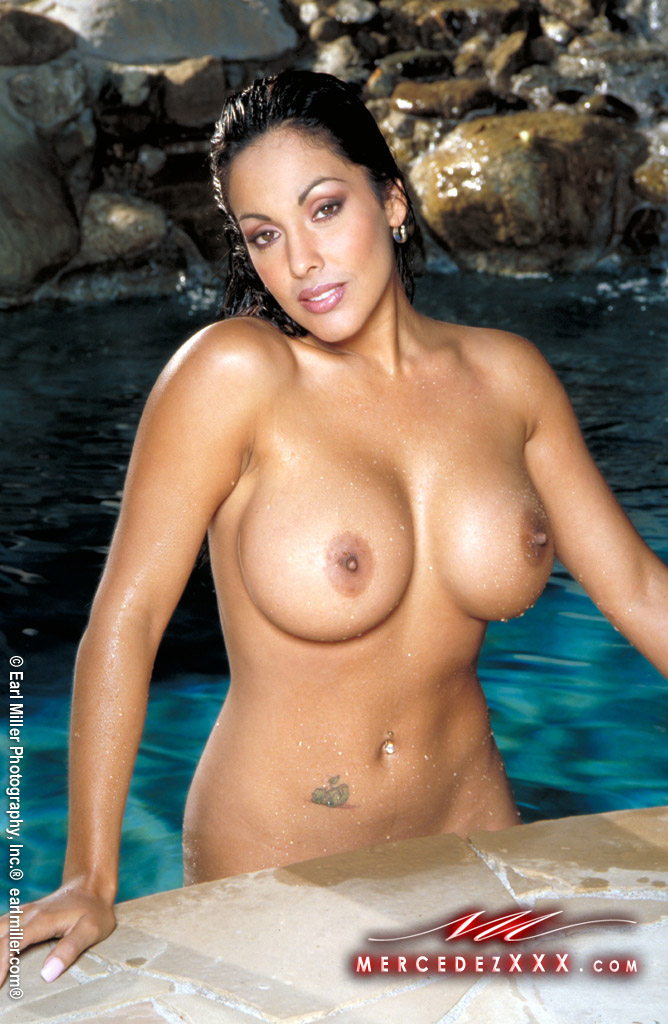 Seems me, Nina mercedes nude action was