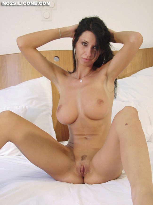 hot shaved pussy busty