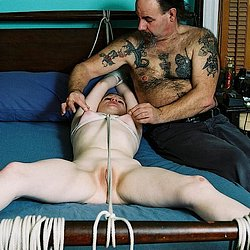 Helpless mercy Bondage
