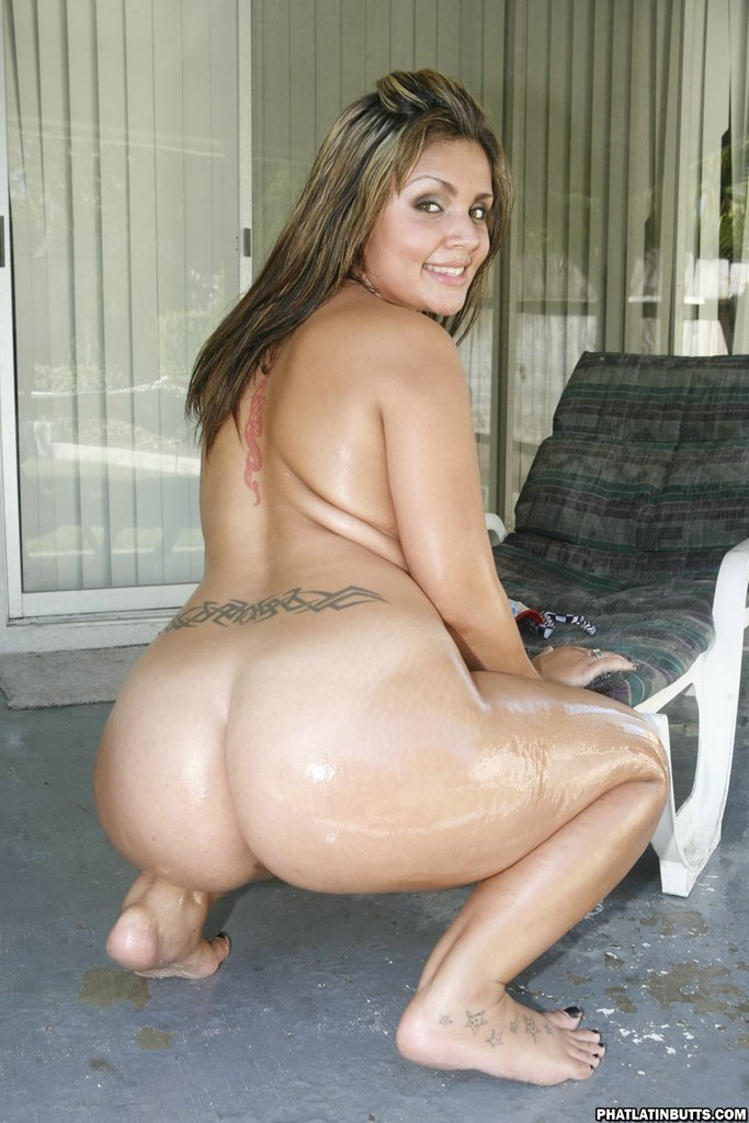 Nice Phat latina butts think