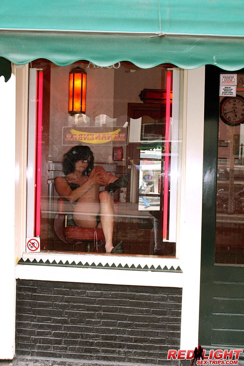 Проститутка амстердама фото