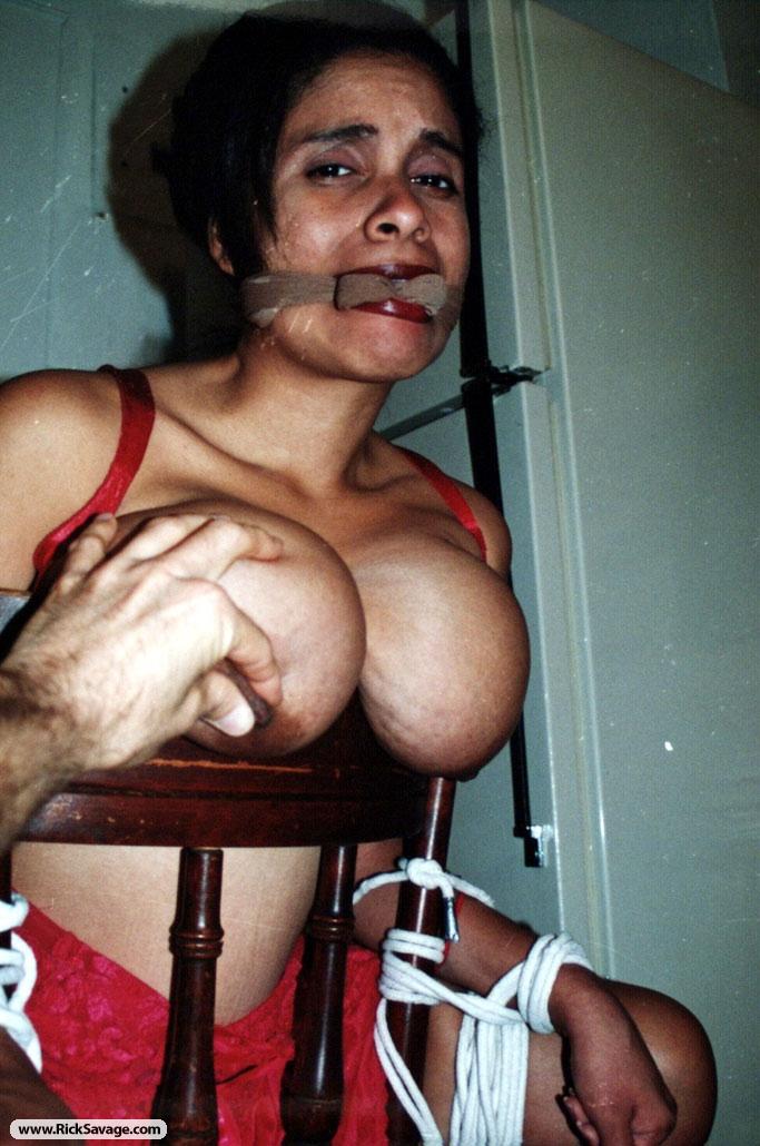 Latina bondage videos